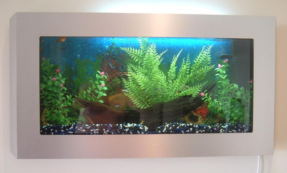 Thi công thiết kế bể cá treo tường chuyên nghiệp giá rẻ tại Hà