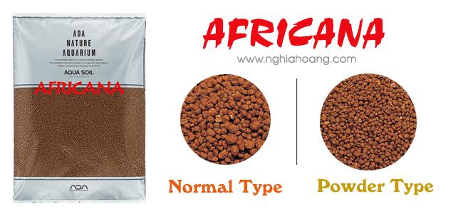 Aqua Soil- Africana