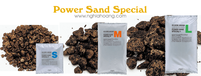 Power Sand Special (Loại đặc biệt)