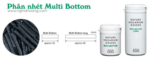 Phân nhét Multi bottom