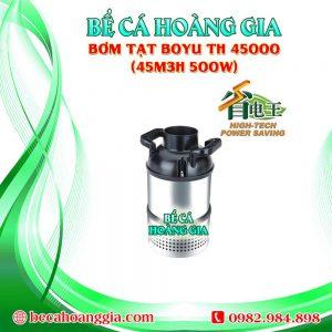 Bơm Tạt Boyu TH 45000 (45m3h 500w)