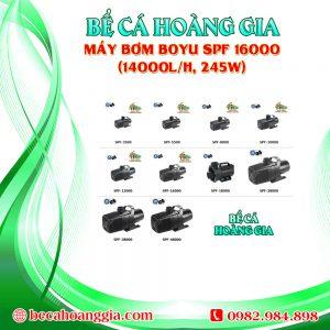 Máy bơm Boyu SPF 16000 (14000l/h, 245w)