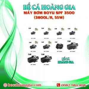 Máy bơm Boyu SPF 3500 (3800l/h, 55w)