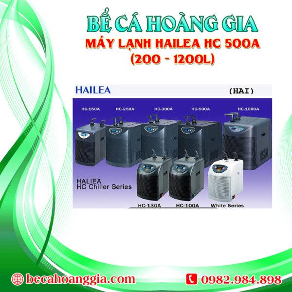 Máy lạnh Hailea HC 500A (200 – 1200L)