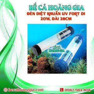 Đèn diệt khuẩn UV Fort DI 20w, dài 28cm