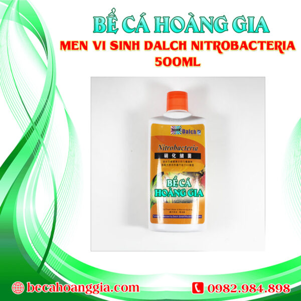 Men Vi Sinh Dalch Nitrobacteria (500ML)