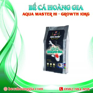AQUA MASTER Hi – Growth 10KG