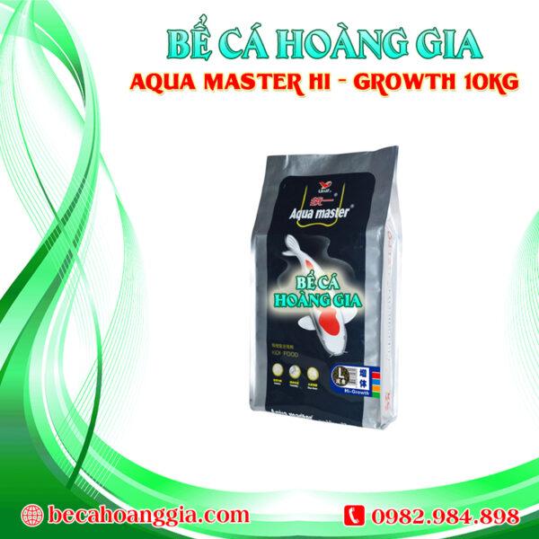 AQUA MASTER Hi – Growth 10KG