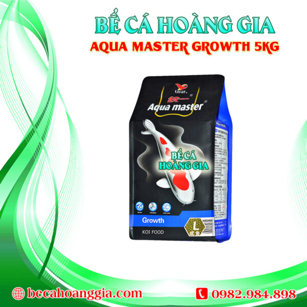 AQUA MASTER Growth 5KG