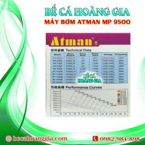 Máy bơm Atman MP 9500