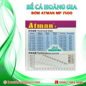 Bơm Atman MP 7500