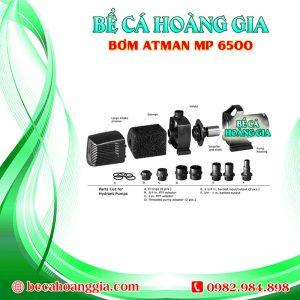 Bơm Atman MP 6500