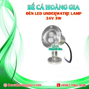 Đèn LED UnderWatre Lamp 24V 3W