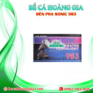 Đèn Pha Sonic 983