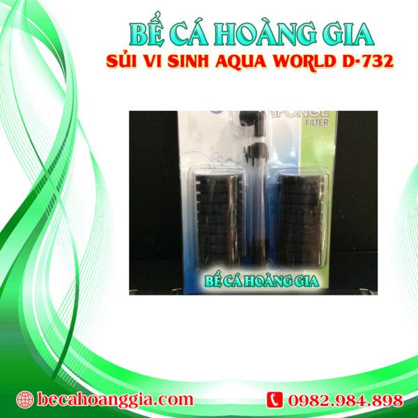 SỦI VI SINH AQUA WORLD D-732