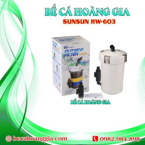 SUNSUN HW-603