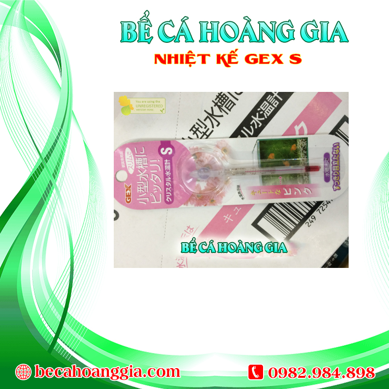 NHIỆT KẾ GEX S