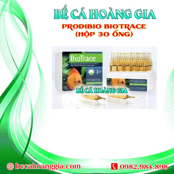 PRODIBIO BIOTRACE (HỘP 30 ỐNG)
