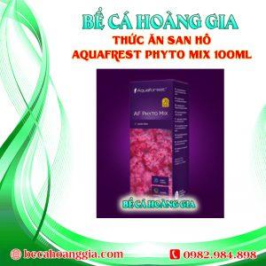 THỨC ĂN SAN HÔ AQUAFREST PHYTO MIX 100ML