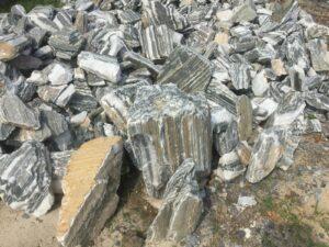 đá làm thác