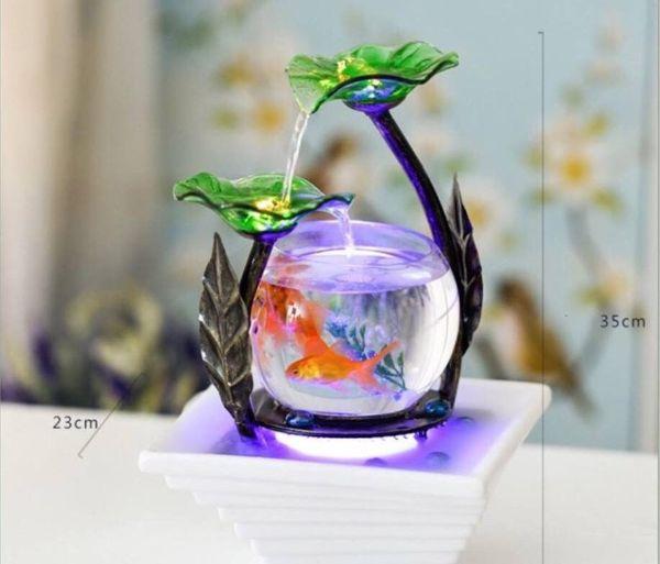 mẫu bể cá đẹp trang trí